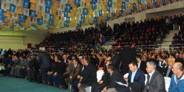 AK Parti Sivas 5. Olağan İl Kongresi