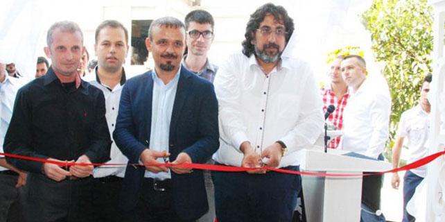 Akınsoft İzmir Plaza Açıldı