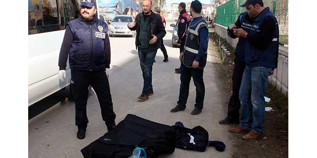 Aksaray'da 80 kilogram esrar ele geçirildi