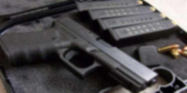Aksaray'da silah kaçakçılığı