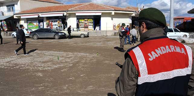 Aksaray'da silahlı kavga: 3 yaralı