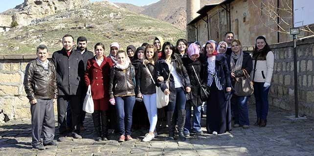 Anadolu'nun El-Hamrası'nı yerli rehberler tanıtacak