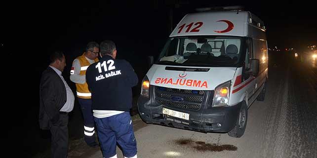 Ankara'da trafik kazaları: 7 yaralı