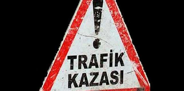 Antalya'da midibüs devrildi : 6 yaralı
