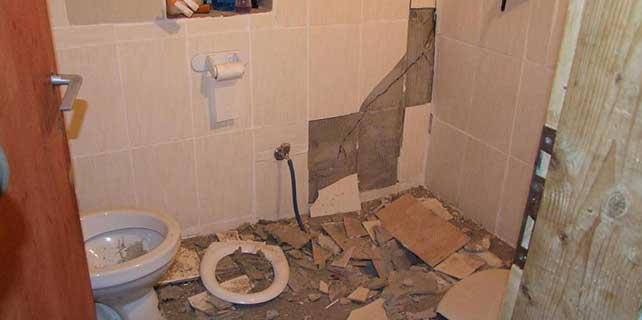 Antalya'daki deprem