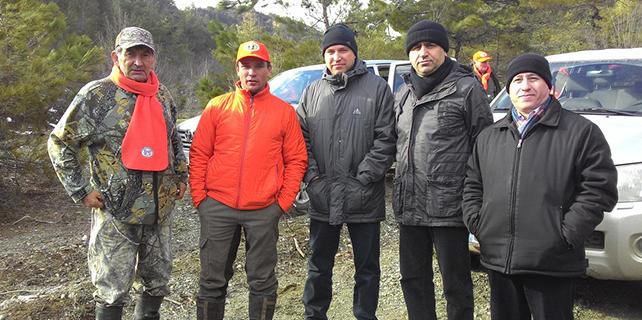 Av turizmine 'yabancı avcı' ilgisi