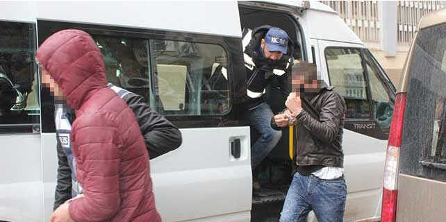 Burdur'da uyuşturucu operasyonu