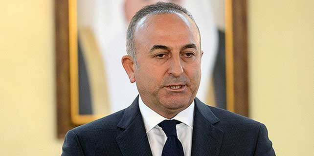 Çavuşoğlu'ndan İsrail'e tepki