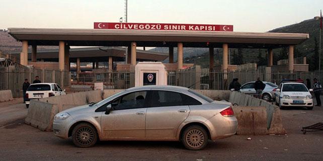 Cilvegözü Sınır Kapısı'ndan 28 bin Suriyeli daha geçiş yaptı