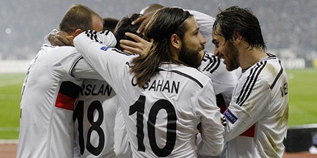 Dünya Beşiktaş'ı konuşuyor