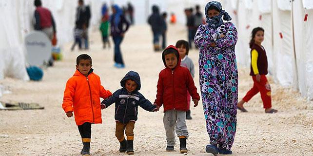 Dünyada en fazla mülteciyi barındıran ülke Türkiye