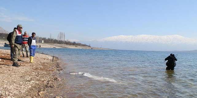 Elazığ'da nehre düşen kişi boğuldu