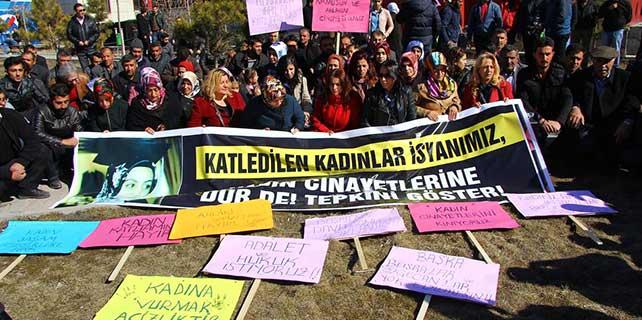 Erciş'teki kadın cinayeti