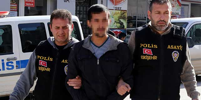 Eskişehir'de camilerden musluk hırsızlığı iddiası