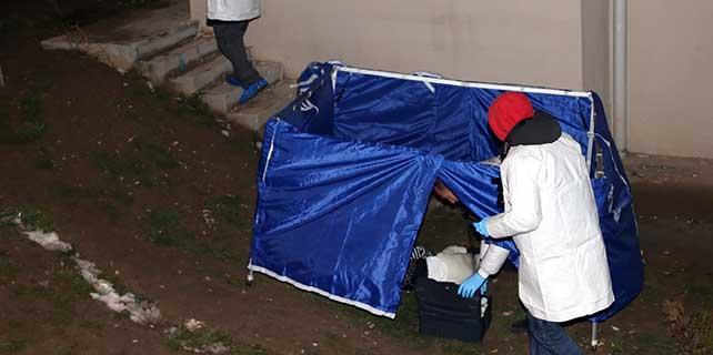 Eskişehir'de pencereden düşen kadın öldü