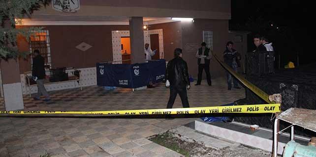 Ev sahibinin hırsızlık zanlısını vurduğu iddiası