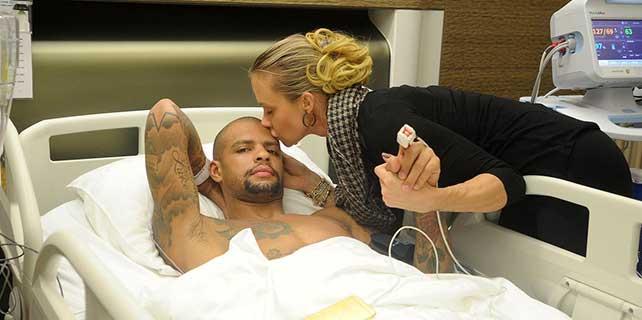 Melo ameliyat edildi