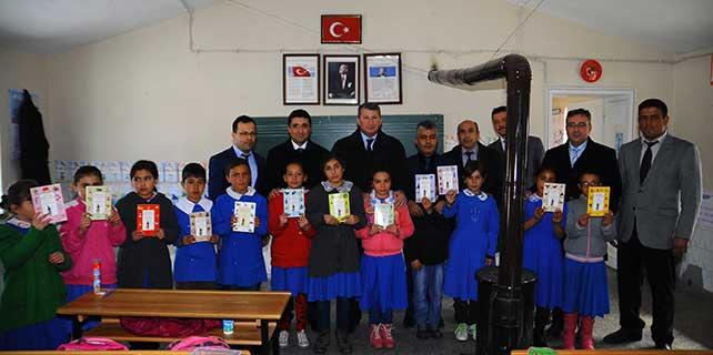 Halkapınar'da 'Kitapla buluşma vakti' projesi