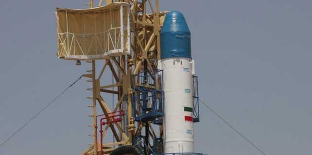 İran uzaya uydu fırlattı