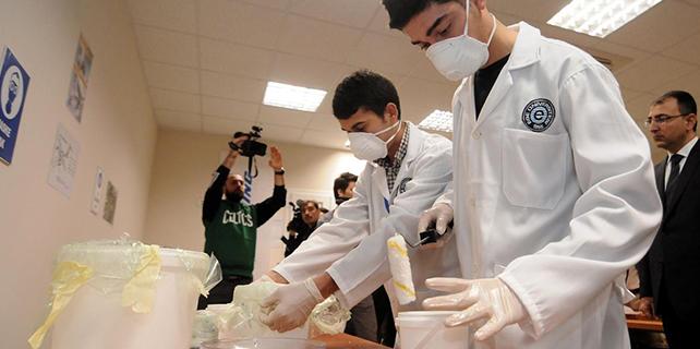 İzmir'de 'kompozit laboratuvarı' açıldı