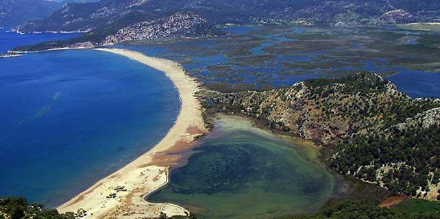 İztuzu plajının ihalesi iptal edilecek