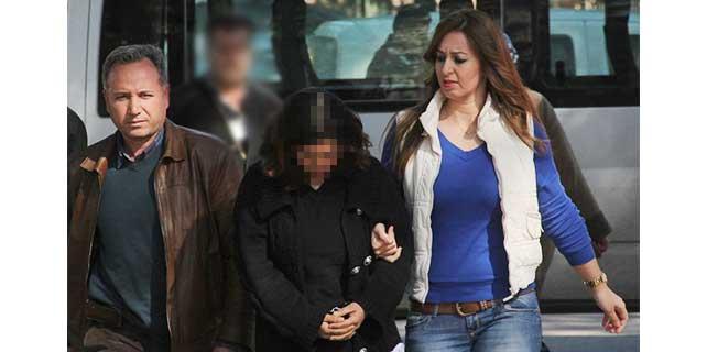 Kadın sanığa 22 yıl 9 ay hapis cezası