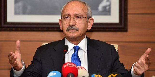 Kılıçdaroğlu, silahsızlanma çağrısı sorularını yanıtlamadı
