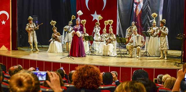 Kırklareli'nde 'Kazakistan ve Türkiye Dostluğu Konseri'