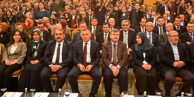 Konya Ak Parti milletvekili aday adayları tanıtıldı
