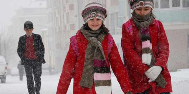 Konya'da 20 Şubat okullar tatil mi?