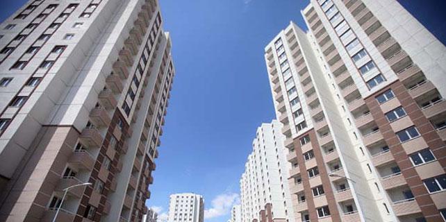 Malatya'da bir ayda 754 konut satıldı