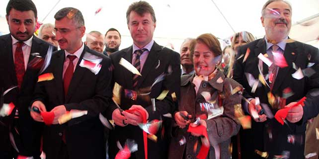 Manisa'da Moldova Fahri Konsolosluğu açıldı