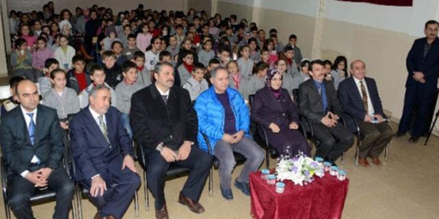 Meram'da geri dönüşüm eğitimleri başladı