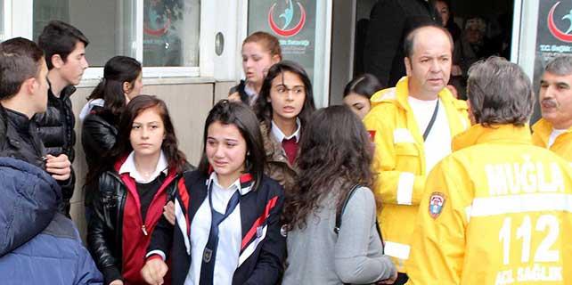 Muğla'da 'aşçılık' dersinde patlama: 7 yaralı