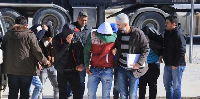 Muğla'da hırsızlık iddiası