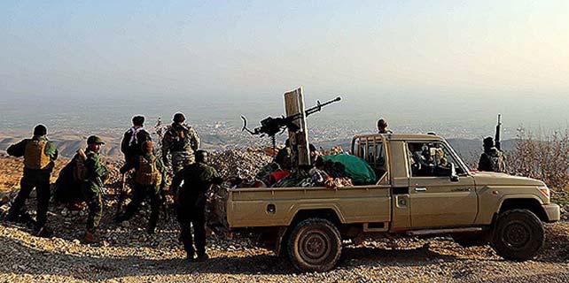Musul'da 100 IŞİD militanı öldürüldü
