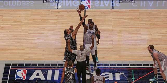 NBA'de heyecan başladı