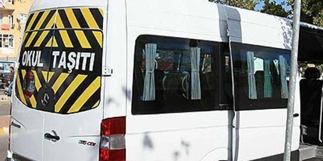 Okul servis şoförlerine yaş şartı