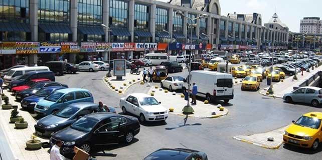 Otogarda usulsüz giriş-çıkış ücreti alan işletmeye ceza