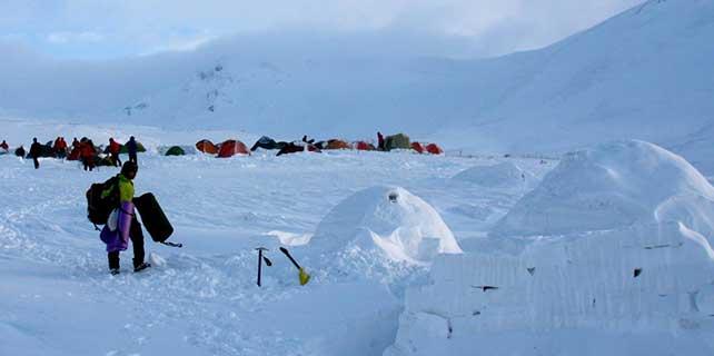 Palandöken'de 'İleri Seviye Kış Gelişim ve Eğitim Kampı'