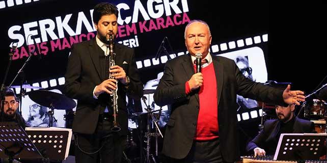 Serkan Çağrı'dan Eyüp'te konser