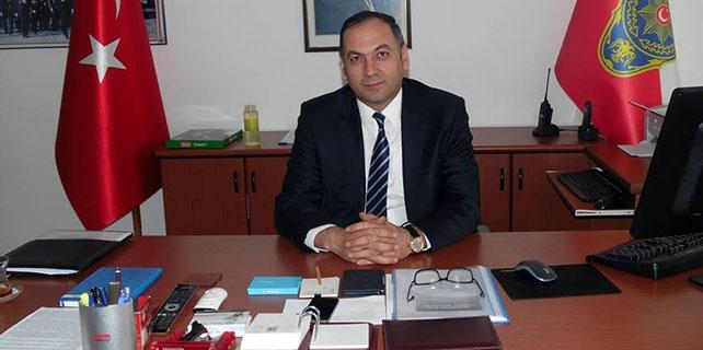 Seydişehir Emniyet Müdürlüğüne atanan Aydoğan, göreve başladı