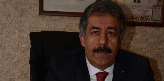 'Şeyh Said'in torunu AK Parti'den aday adayı oldu