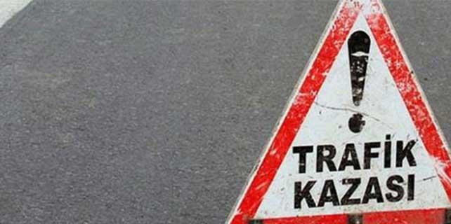 Sivas'ta midibüs devrildi: 13 yaralı