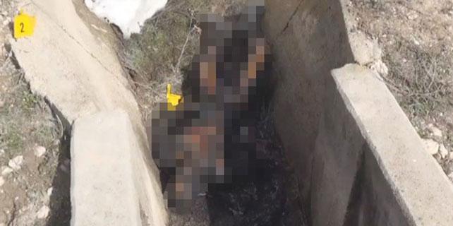 Sulama Kanalında Yanmış Erkek Cesedi Bulundu