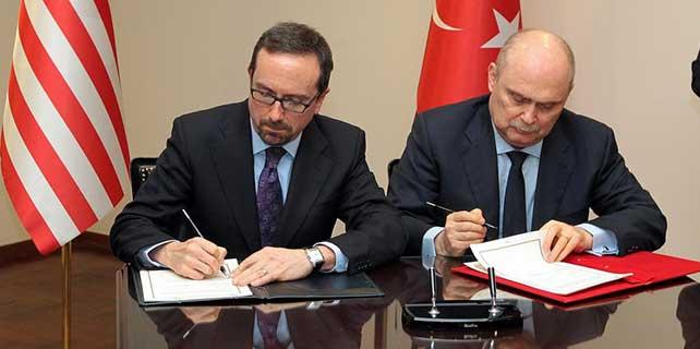 Suriyeli muhaliflerin eğitilmesine ilişkin anlaşma imzalandı