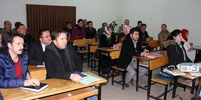 Suşehri'nde Osmanlıca kursu açıldı