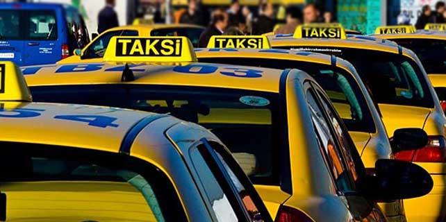 Taksiciler bu davranışlardan şikayetçi