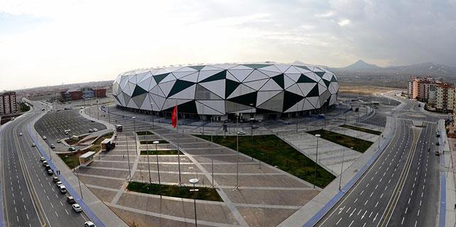 Torku Arena dünyanın en iyi 5 stadyumu arasında