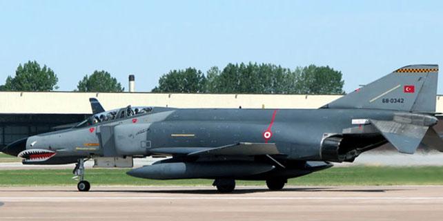 TSK: Malatya'daki uçaklar havada çarpışmadı